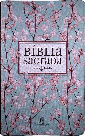 Bíblia NVI Leitura Perfeita | Capa Cerejeira
