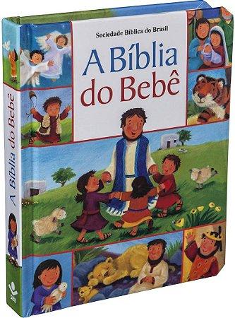 A Bíblia do Bebê | SBB