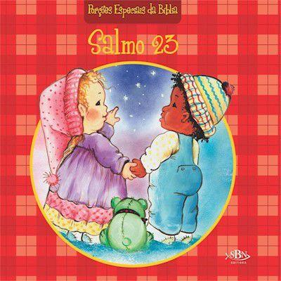 O Salmo 23 - Porções Especiais da Bíblia - Marques,Cristina - Sbn Editora