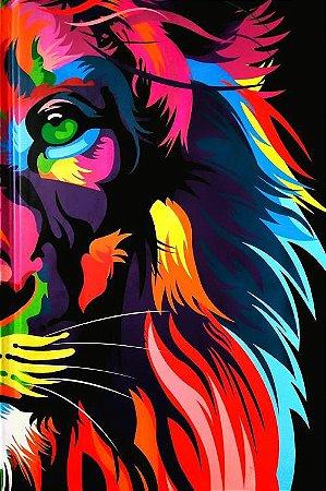 Bíblia Sagrada NVT – Lion Color | Letra Grande/Capa Dura