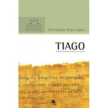 Comentários Expositivos Hagnos - Hernandes Dias Lopes Tiago