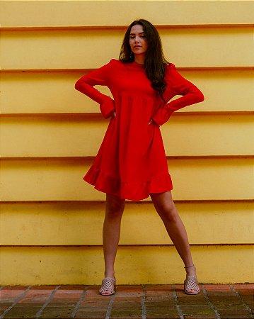 Vestido Retrô Woman