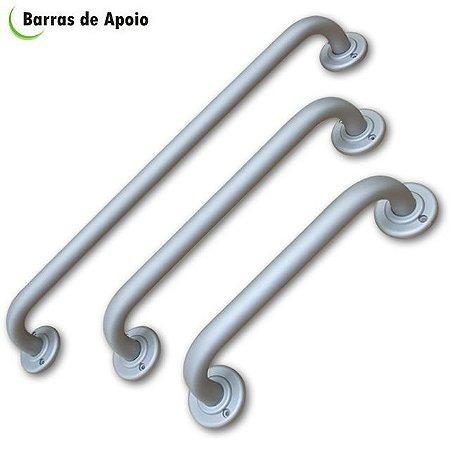 Barras de Apoio em Alumínio Cromada - ALO
