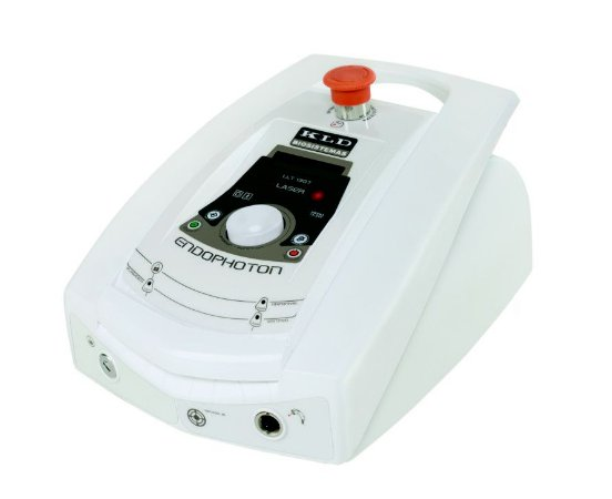 Endophoton Esthetic Plus Laser e Led com 3 Aplicadores - KLD