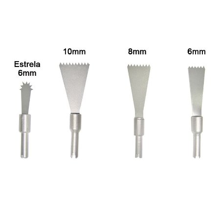Kit de Lâminas - Micro Serra Sagital - DENTSCLER
