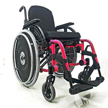 Cadeira de Rodas K3 com Opcionais - ORTOBRAS