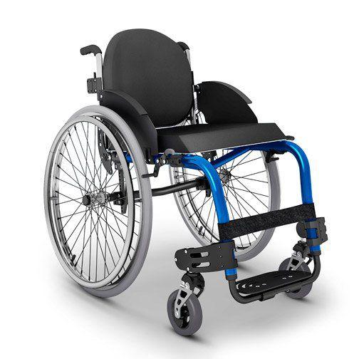 Cadeira de Rodas M3 com Opcionais - ORTOBRAS