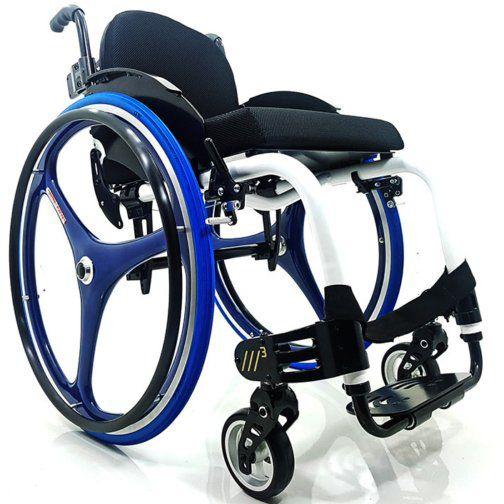 Cadeira de Rodas M3 PREMIUM com Opcionais - ORTOBRAS