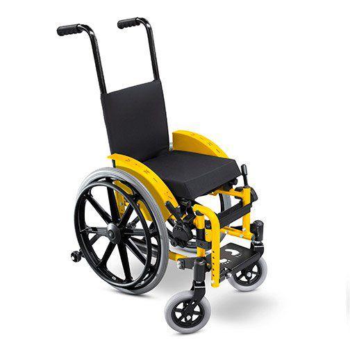 Cadeira de Rodas Mini K com Opcionais - Ortobras