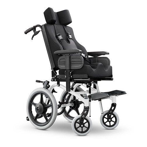 Cadeira de Rodas Conforma Tilt Reclinável com Opcionais - Ortobras