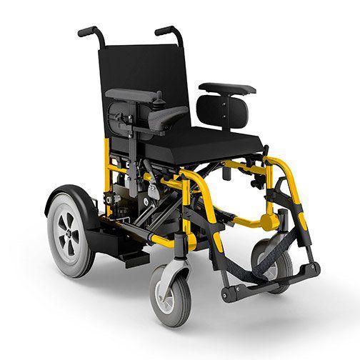 Cadeira de Rodas Motorizada E2 com Opcionais - ORTOBRAS