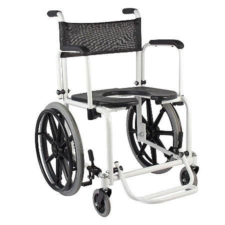 Cadeira de Rodas Banho B20A - ORTOMOBIL