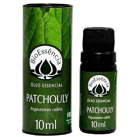 Óleo Essencial de Patchouly - 10ml