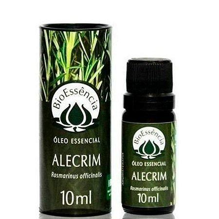 Óleo Essencial de Alecrim - 10ml