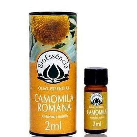 Óleo Essencial de Camomila Romana - 2ml