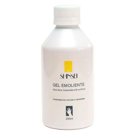 Gel Emoliente para Cutículas e Calosidades 250ml