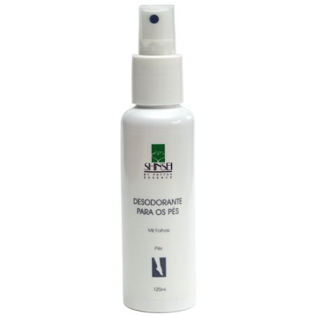 Desodorante para Pés – Shinsei Cosméticos 120ml