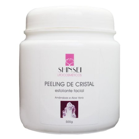 Peeling de Cristal - Esfoliante Facial 500g