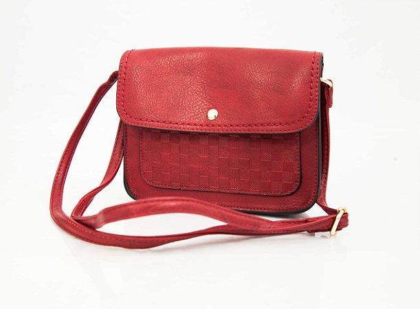 Bolsa Vermelha Pequena - V&V finder