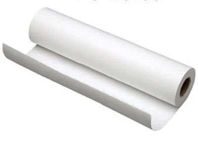 Lençol de Papel 100% Celulose 70cmX50m (Rolo)