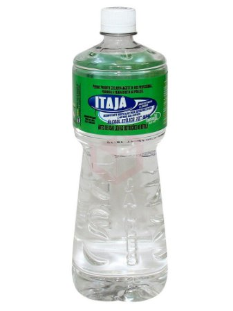 Alcool Liquido Hosp 70% (1L)- Itajá