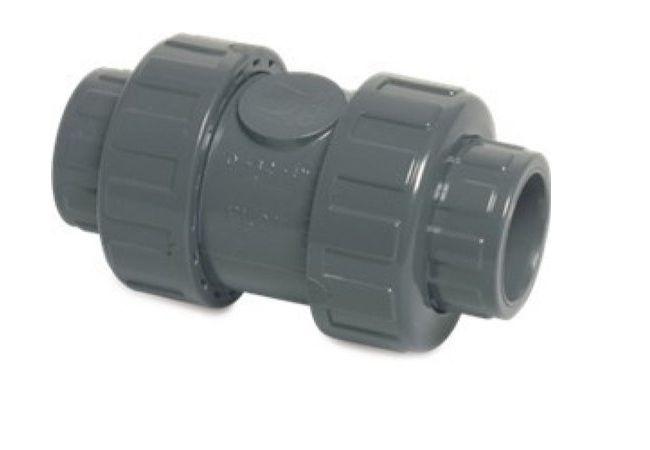 Válvula anti-retorno de PVC de alta pressão Cepex