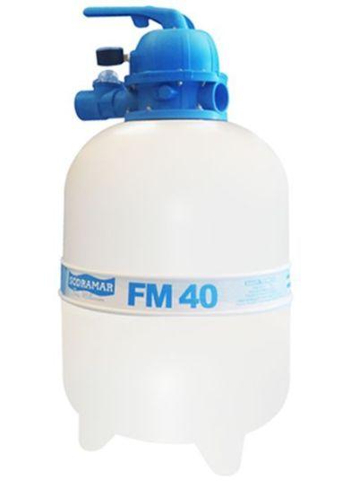 Filtro FM-40 p/ até 50 mil litros