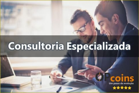 Consultoria Especializada - Criptomoedas