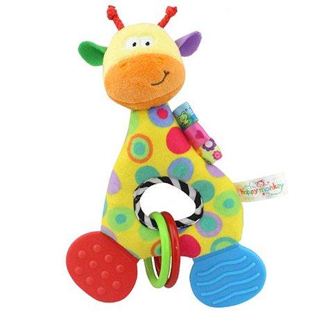 Chocalho Mordedor Girafinha