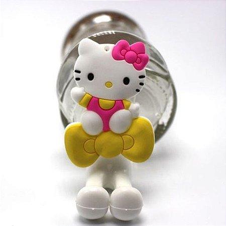 Porta Escova Dentes Hello Kitty