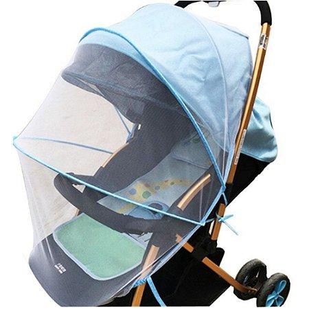 Mosquiteiro para carrinho, bebê conforto dobrável