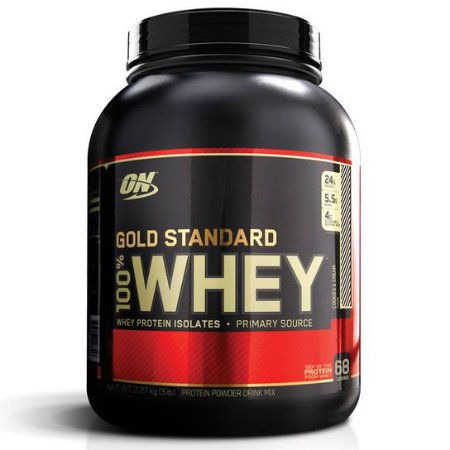 100% Whey Gold Standard 5lb (2.270g) - Optimum Nutrition