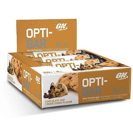 Opti-Bar (Caixa c/ 12un) - Optimum Nutrition