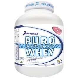 Puro Whey 4,4lb (2kg) - Performance Nutrition