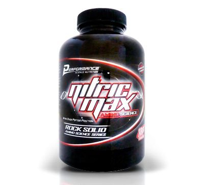 Nitric Max Amino Science (180 tabletes) - Peformance Nutrition
