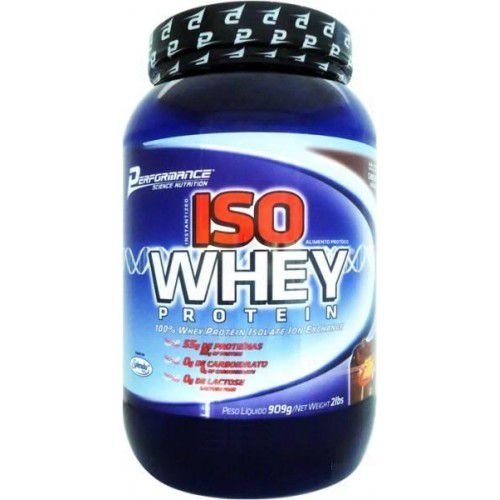 Iso Whey 2lb (909g) - Performance Nutrition