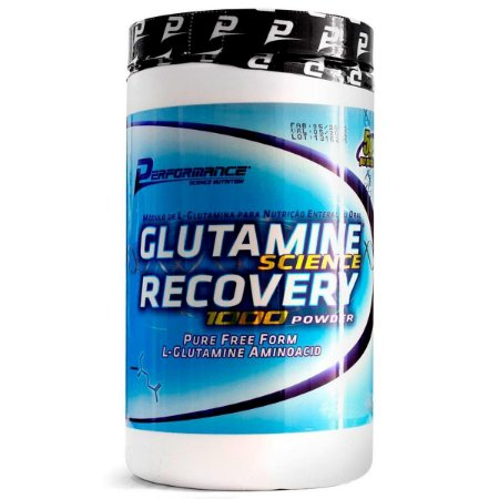 Glutamine Recovery 1000 Powder (2kg) - Performance Nutrition
