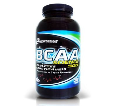 BCAA Science 500 mastigável (200 tabletes) - Performance Nutrition