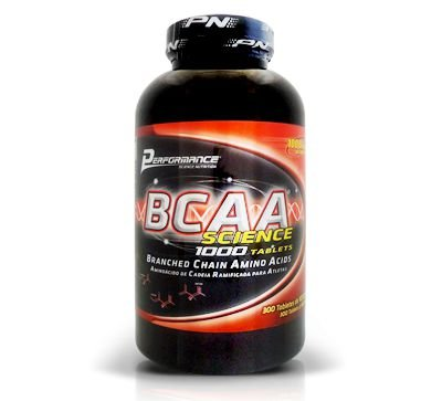 BCAA Science 1000 (300 tabletes) - Performance Nutrition