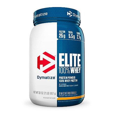 Elite 100% Whey 2lb (907g) - Dymatize