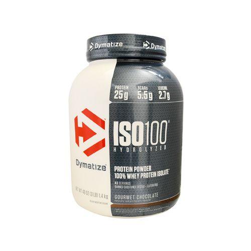 ISO100 100% Hydrolized 3lg (1,4kg) - Dymatize