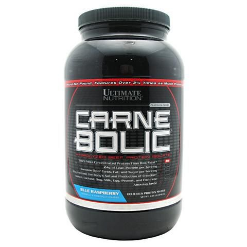 Carne Bolic 1,7lb (840g) - Ultimate Nutrition