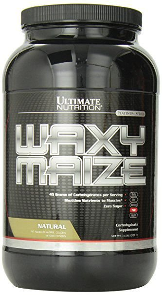 Waxy Maize 3 lb (1,3kg) - Ultimate Nutrition