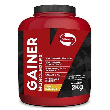 Gainer Muscle Plex (2kg) - Vitafor