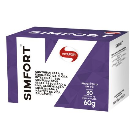 Simfort 2g (30 sachês) - Vitafor