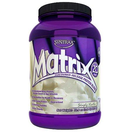 Whey Matrix 2lbs - Syntrax