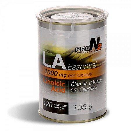 LA Essential 1000mg ProN2 (120 cápsulas) - ProNutrition