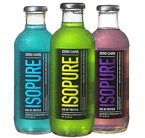 Isopure Drink Zero Carb (591ml ) - Natures Best
