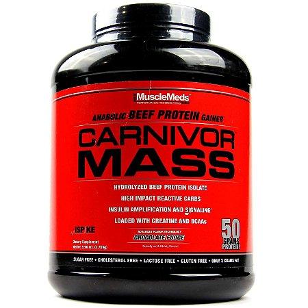 Carnivor Mass 6lb (2,7kg) - MuscleMeds
