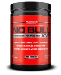 No Bull Pre-Workout (300g) - MuscleMeds